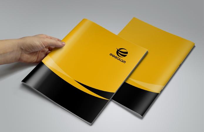 新疆画册设计-美无画品牌设计