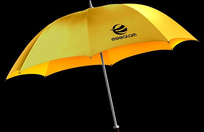 新疆乌鲁木齐VI设计-广告伞-美无画品牌设计