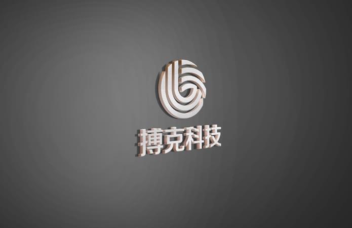 浙江博客换热科技有限公司标志设计-美无画设计出品